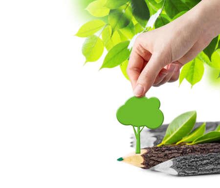 think green: Piensa en verde