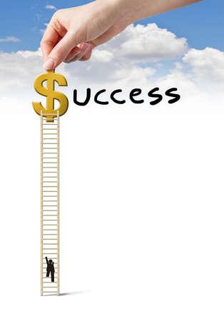 Success concepts photo