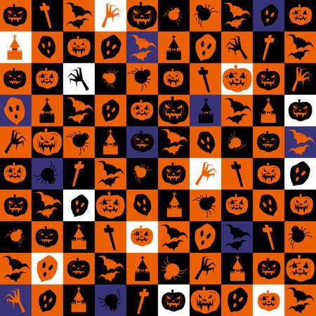 chateau: Halloween background
