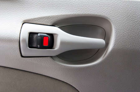 Car door handle photo