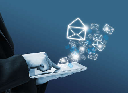 conection: Sending email