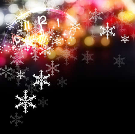 New year and merry christmas  background photo