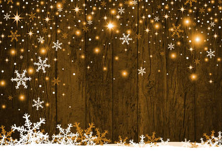 Christmas background Stock Photo - 33676842