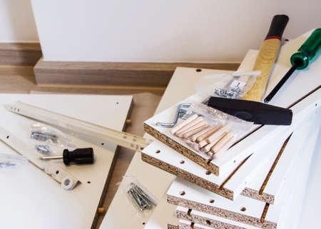 asamblea: Herramientas para el montaje de muebles