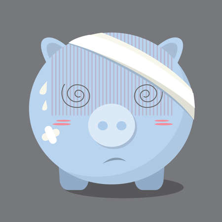 fatality: Piggy bank design of accident concepts