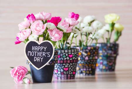 happy day: Happy mothers day Stock Photo