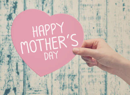 day: Happy mothers day Stock Photo