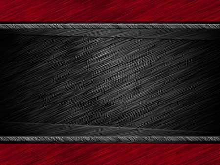 black and silver: Metal background