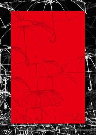 pellucid: Sketch umbrella