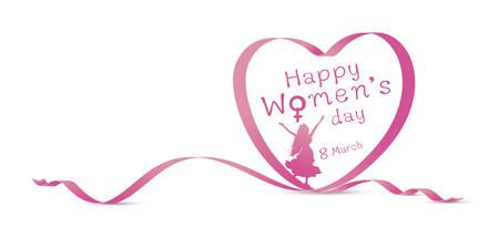 happy: Happy womens day design