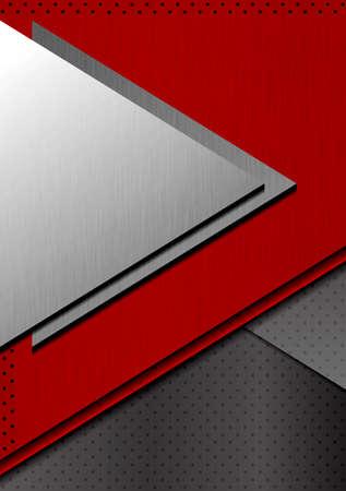 meta: Abstract meta background design Stock Photo