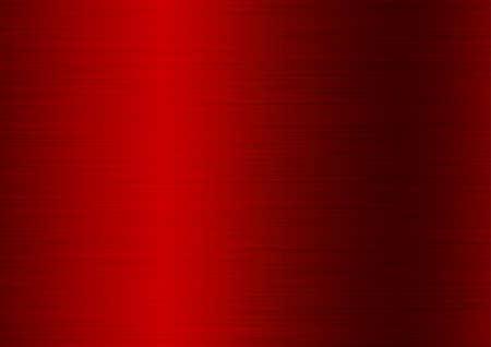 Red metal texture illustration.