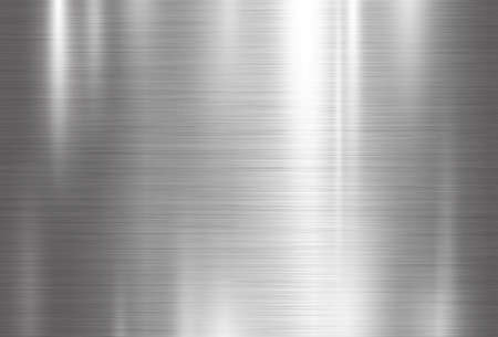 Metal texture background vector illustration Stock Vector - 89757039