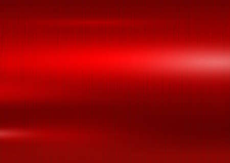 Red metal texture background vector illustration