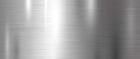 Metal texture background vector illustration Illustration