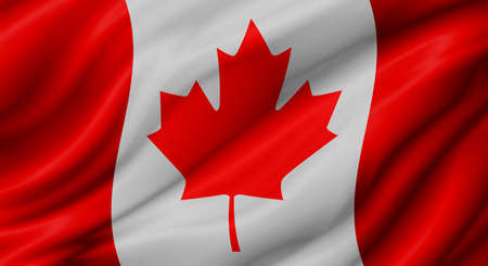 Canada flag background Stock Photo - 99800960