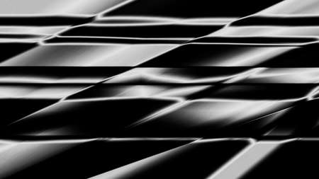 Abstract silver metal texture background design