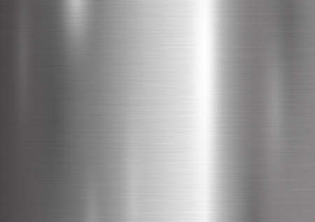 Metal texture background vector illustration Stock Vector - 100641333