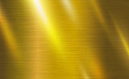 Gold metal texture background vector illustration  イラスト・ベクター素材