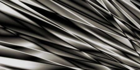 Metal texture background vector illustration Stock Illustration - 110080621