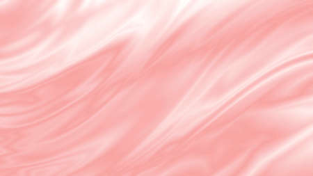 Coral color fabric background with copy space Stock Photo