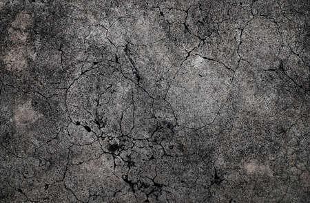 Cracked concrete texture background