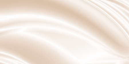 Cosmetic cream background 3d illustration