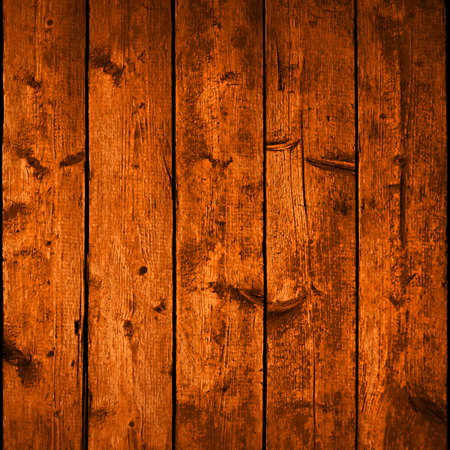 wood planks: Realistic texture wood planks with natural structure. Empty brown color background square size. Vector illustration design elements save in 10 eps