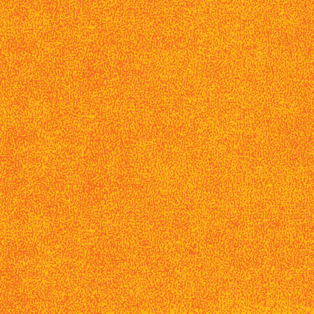 orange texture: Orange texture with effect paint. Empty surface background with space for text or sign. Quickly easy repaint it in any color. Template in square format. Vector illustration swatch in 8 eps