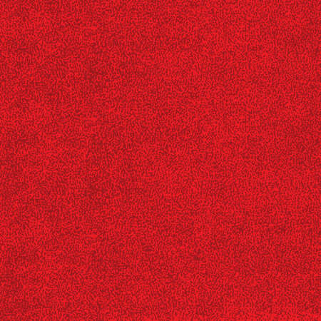 paint swatch: Red texture with effect paint. Empty surface background with space for text or sign. Quickly easy repaint it in any color. Template in square format. Vector illustration swatch in 8 eps