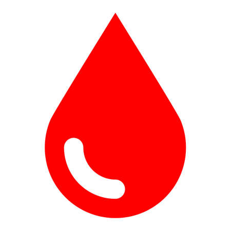Image result for red blood icon