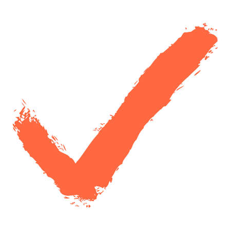 utilice en todo su marca de verificación de su marca de verificación hecho de símbolos de la tinta y la forma de la forma del infinito . ilustración vectorial de un elemento gráfico