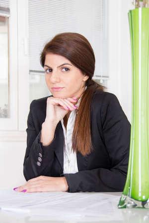 cabelo amarrado: Mulher de neg