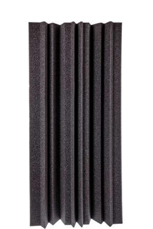anti noise: schiuma isolante in microfibra grigio nero per il rumore in studio musica o sale acustiche, camere o case, materiale isolante studio professionale, l'isolamento acustico, isolamento da rumore muro di protezione e ammortizzatore di schiuma
