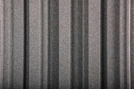 anti noise: Primo piano di muro di schiuma acustica, macro Archivio Fotografico