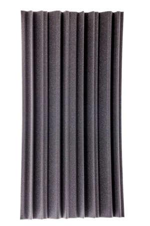 anti noise: schiuma isolante in microfibra grigio nero per il rumore in studio di registrazione o sale acustiche, camere o case, materiale isolante studio professionale, isolamento acustico, isolamento da rumore muro di protezione e ammortizzatore della gomma piuma