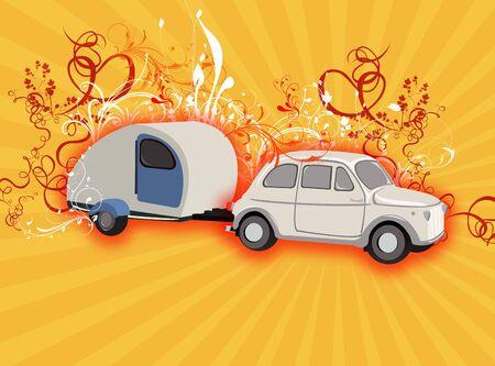 roughing: Camping fantasy