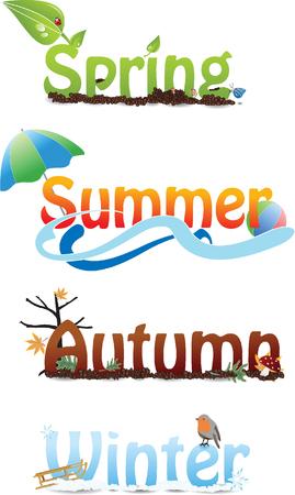 seasons: De seizoenen