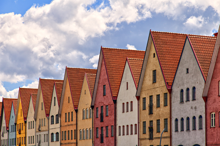 resemble: Image of the village of Jakriborg, Hjarup, which was built to resemble a medieval town. Scania, Sweden.