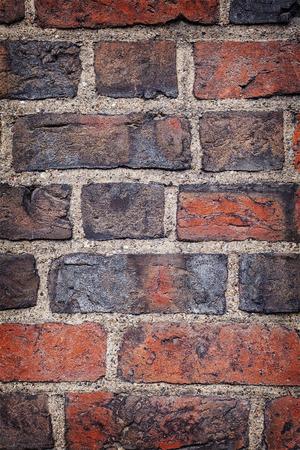 mediaval: Image of a medieval brickwork background. Stock Photo