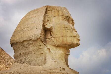 esfinge: La Esfinge de Giza