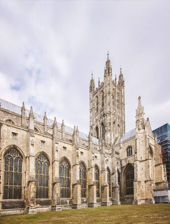 Image of Canterbury Cathedral.
