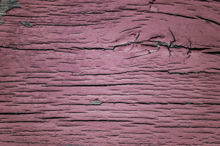 painted wood: Image of pink painted wood background.