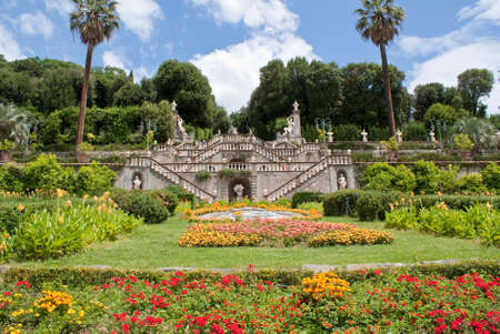 collodi: Garzoni garden in Italy