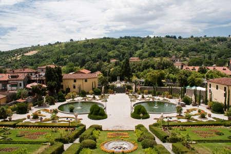 garzoni: Garzoni garden in Italy