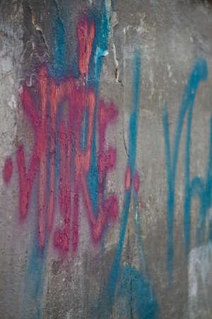 Urban Art. Taken in Italy