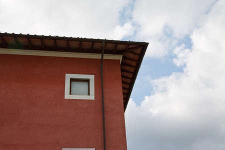 Architecture in the city of Forte dei Marmi, Italy