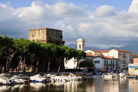 Viareggio Landscape. Image taken in tuscany 2010
