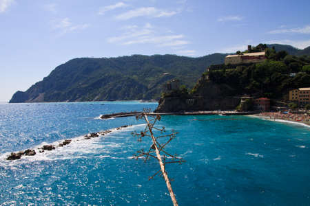 Water of the Mediterranean - Cinque Terre - Italy Stock Photo - 7900548