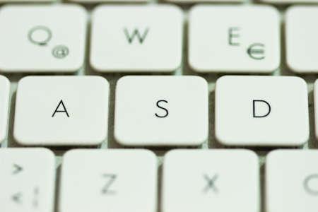 Keyboard Background photo